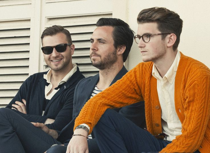 Team Americano - The full story - GANT Rugger - Collections