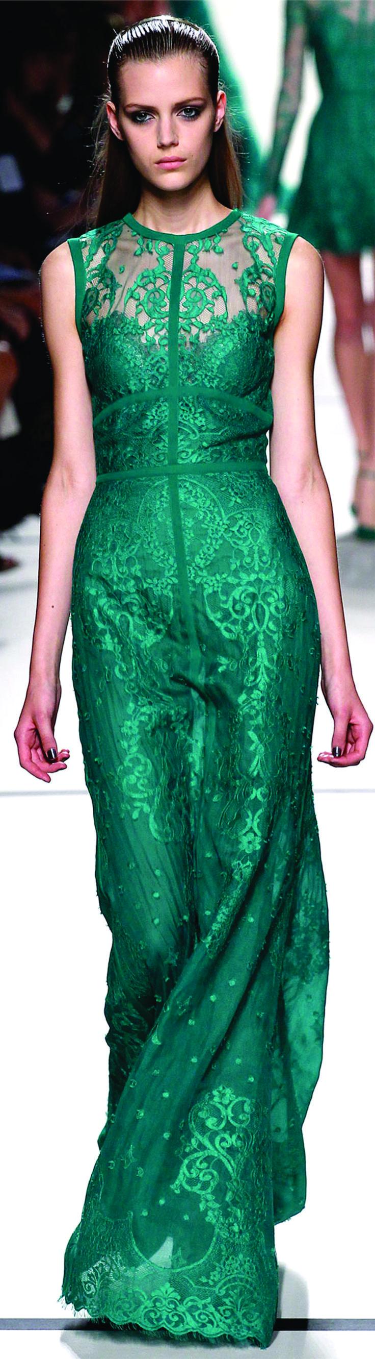 182 best Elie Saab... images on Pinterest | Evening gowns ...