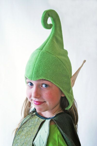 Mystical Elf Hat Pattern by lauraleeburch on Etsy