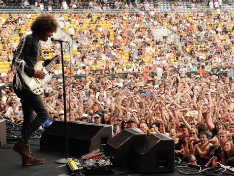 The cancellation of the 2015 Big Day Out does not mean the rest of the music industry is in crisis.
