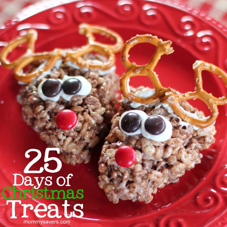 Holiday Recipes:  25 Easy-to-make Christmas treats the kids will love!