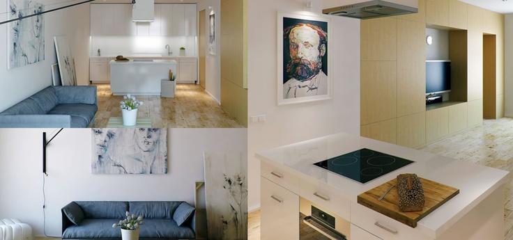 Beautiful Houses: Interior Design by Oleg Trofimov