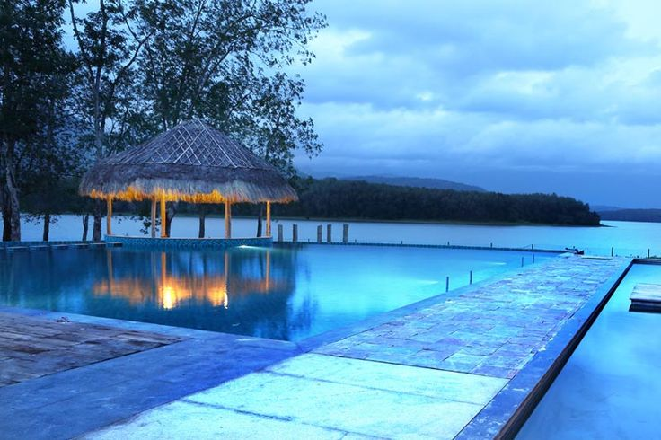 As the #dusk envelopes the #resort, everything looks #surreal. Plan your weekend trip to #Anantya #Resort - A #RareIndia #Retreat  Read More : http://bit.ly/1uvcFff