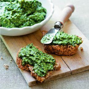 Antipasti con le verdure: il patè di spinaci e asparagi - Non Sprecare