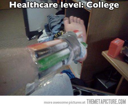 College Healthcare…