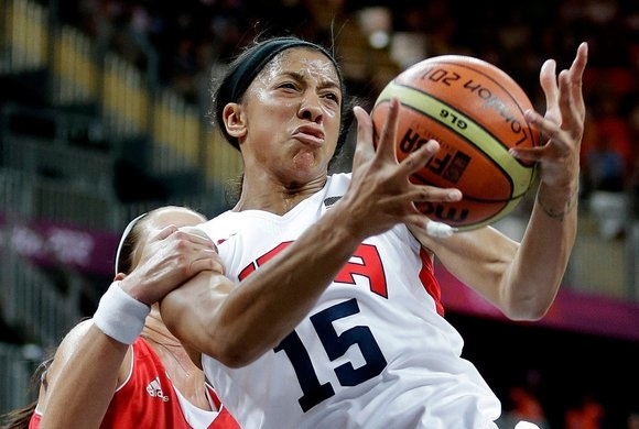 Candace Parker Is Gay 30