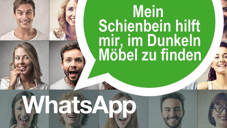 Der WhatsApp-Status dient der Verbreitung von lustigen und coolen Botschaften. COMPUTER BILD hat die 150 besten herausgesucht.