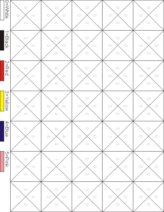The  Best Color By Number Printable Ideas On