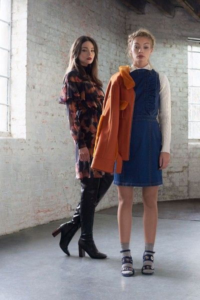 Lost Ink. debut SS15 collection. A story that brings together the high street and the boutique. Designed in London.