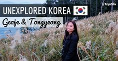 Stop heading to the typical touristy areas in Korea and explore the beautiful coastal cities of Geoje and Tongyeong instead! You're in for a real pleasant surprise.