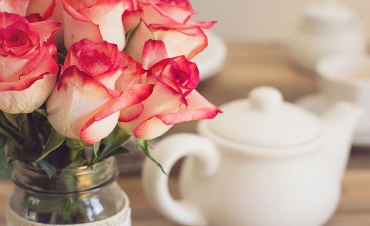 """The Tea Mavens on Instagram: """"Rose petals seem to be having a moment in the tea world. Sip roses and breathe in the subtle fragrance of this beautiful flower with a…"""""""