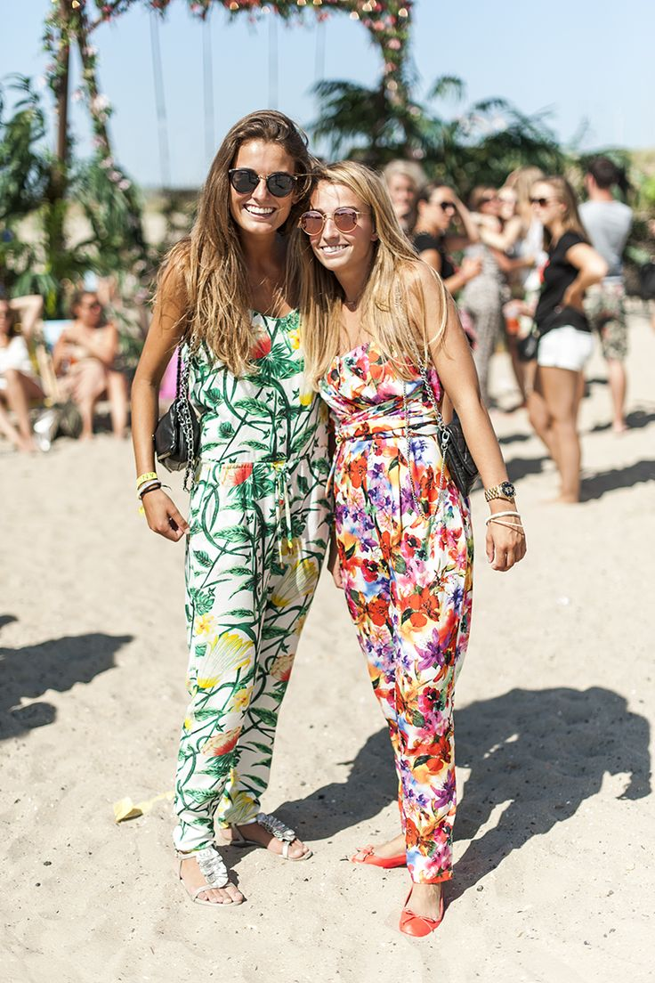 How Fun Are These Colorful Amp Tropical Jumpsuits At We Can