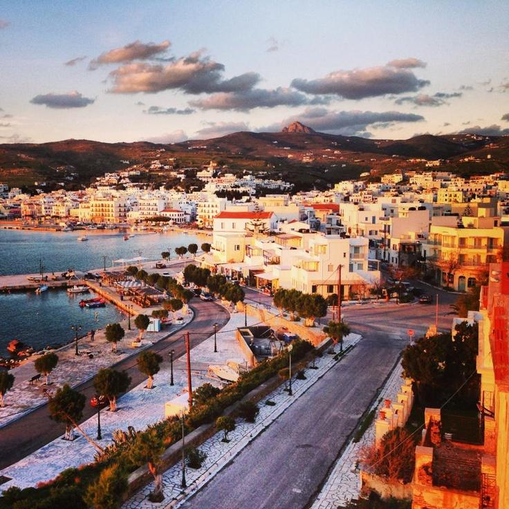 VISIT GREECE  Tinos, Cyclades