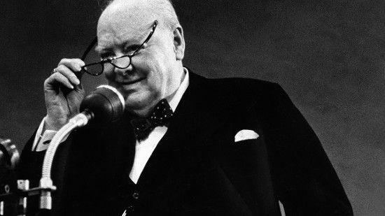 Winston Churchill Guide to Public Speaking