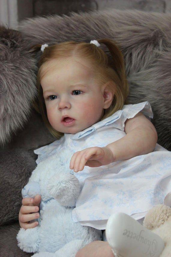 Free Baby W Diamond Package Custom Reborn Babies Liam By Etsy Reborn Toddler Dolls Real Baby Dolls Realistic Baby Dolls