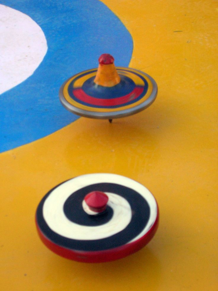 Gasing   Indonesian Traditional Toy