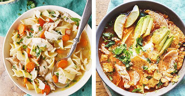 5 Insanely Delicious Chicken Soup Recipes You'll Want To Make Again And Again