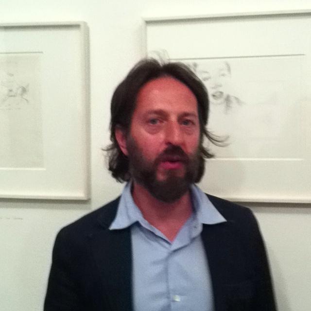 Daniele Galliano Galleria In Arco Torino