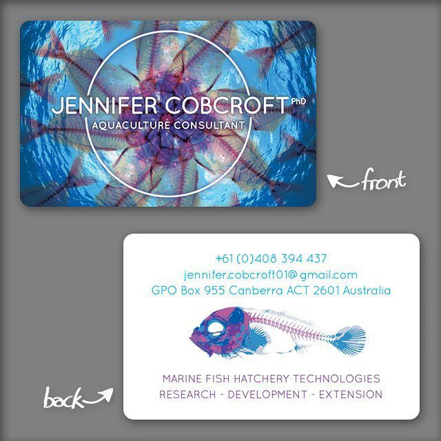 17 best business cards images on pinterest business cards carte jennifer cobroft businesscard design branding aquaculture graphicdesign businesscards printing reheart Gallery