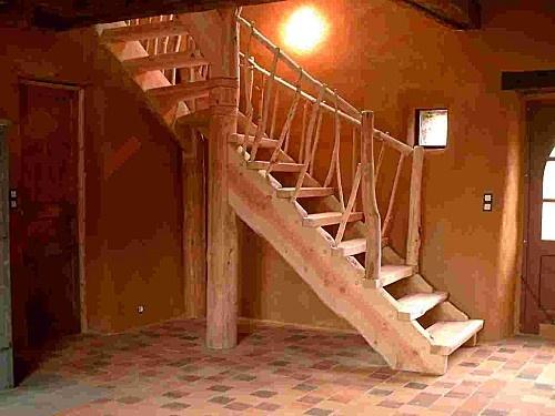 escalier +/-