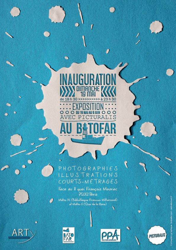 Inauguration Batofar - Arty Agency - Picturalis by Isabelle Laot