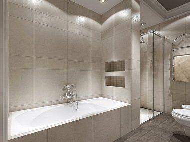 Дизайн интерьера квартиры в стиле американской классики в ЖК «Парадный Квартал»…