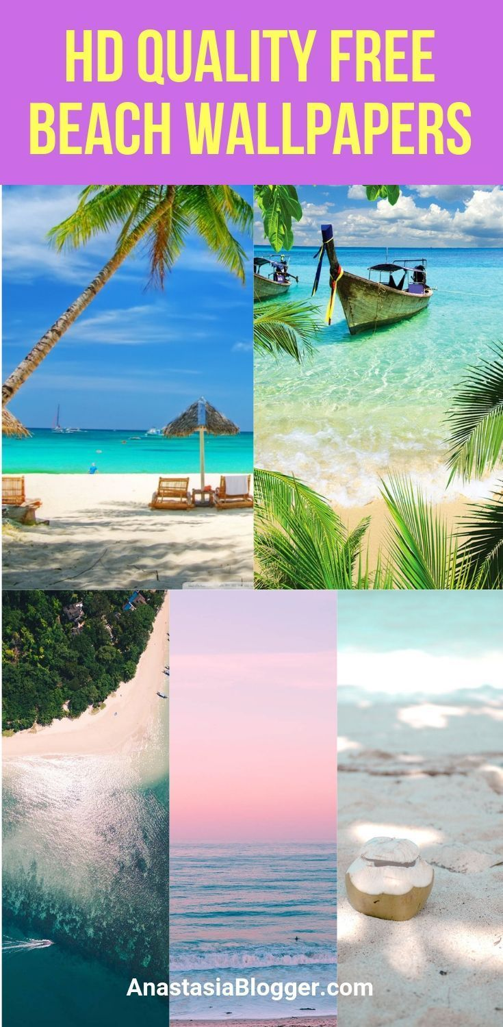 Beach Iphone Wallpapers Hd Quality Best Beach Backgrounds