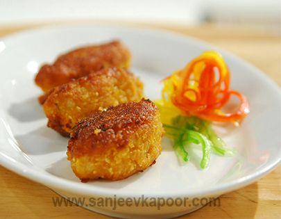 Potato Cheese Pakode