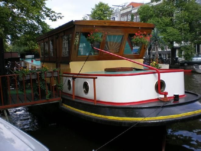 Best Houseboats Les Cases Flotants DAmsterdam Images On - Houseboats vinyl numbers