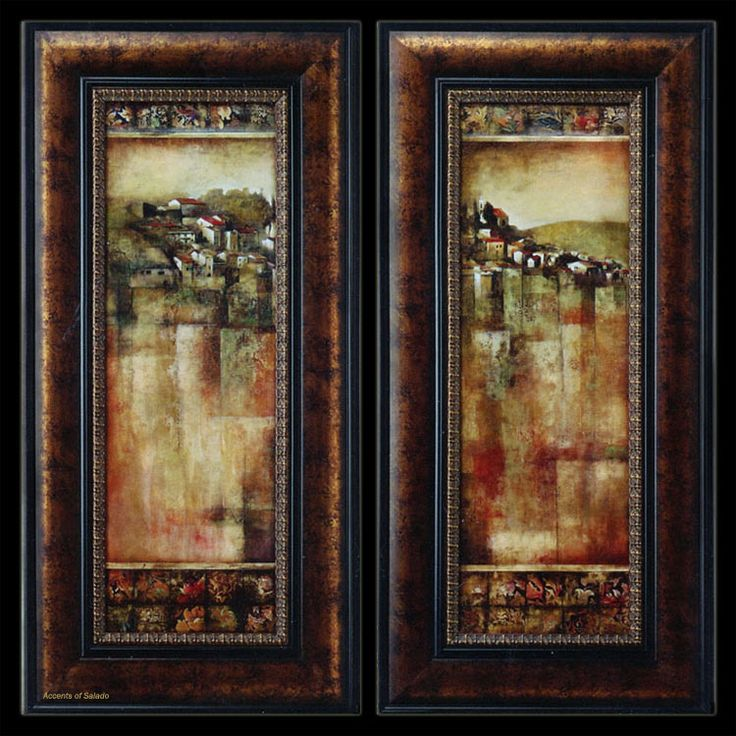 old world tuscan wall art inspired by a tuscan hillside on wall art decor id=80322