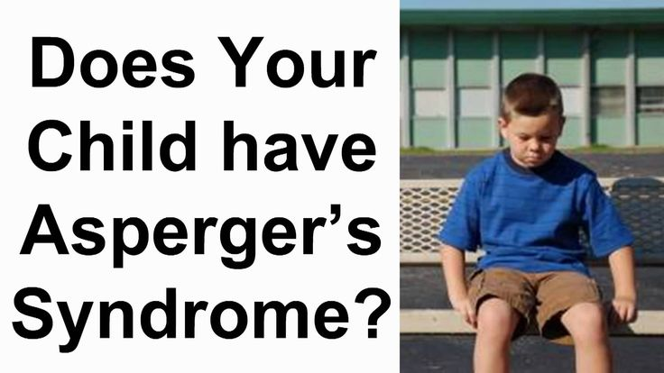 Does Your Child Have Aspergers Syndrome?