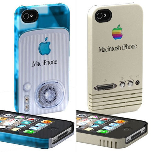 Apple Early Days : Relive apple s early days with a retro iphone case the