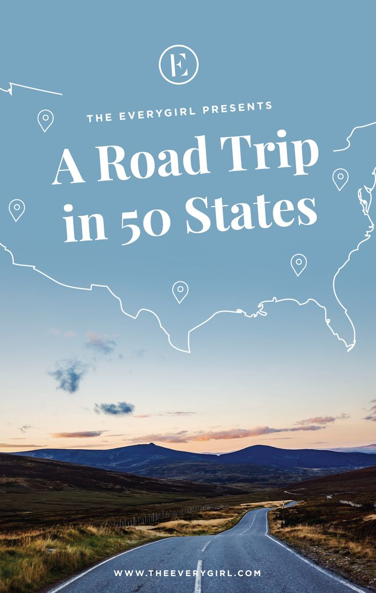 The Weekend Road Trip to Take for Every State