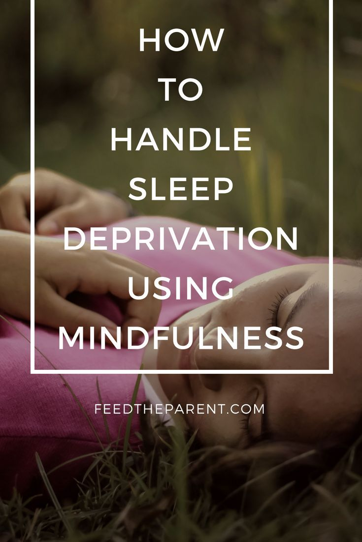 Sleep Disruption And Tiredness Is The Most Common Challenge Facing