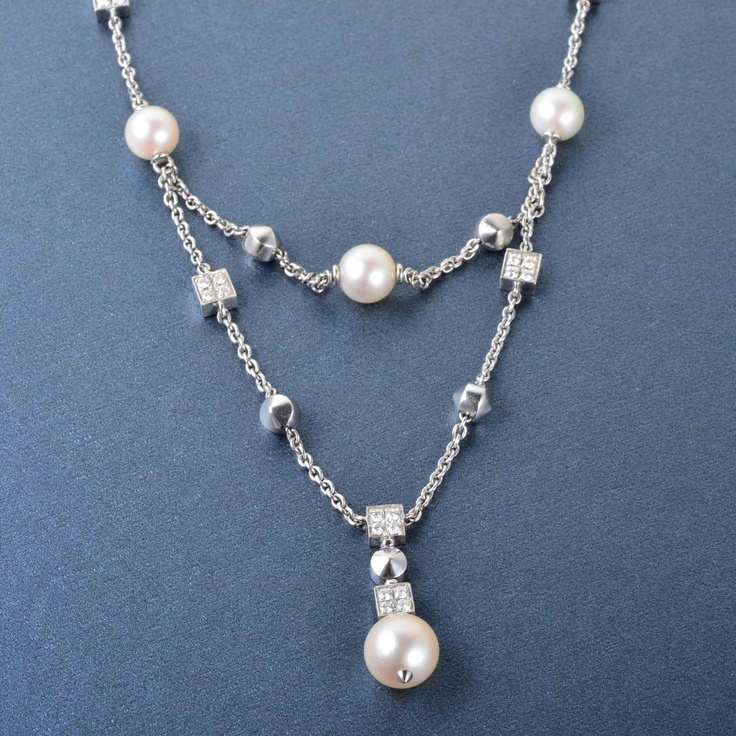 Bulgari Pearl Necklace: 23 Best BVLGARI Images On Pinterest