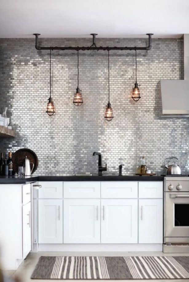 7 ways of transforming interiors with industrial details | Vintage Industrial…