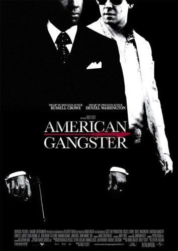 American Gangster -- Denzel Washington and Russell Crowe team with Director Ridley Scott in this powerful epic inspired by a true story. American Gangster is