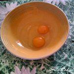 Un uovo due tuorli
