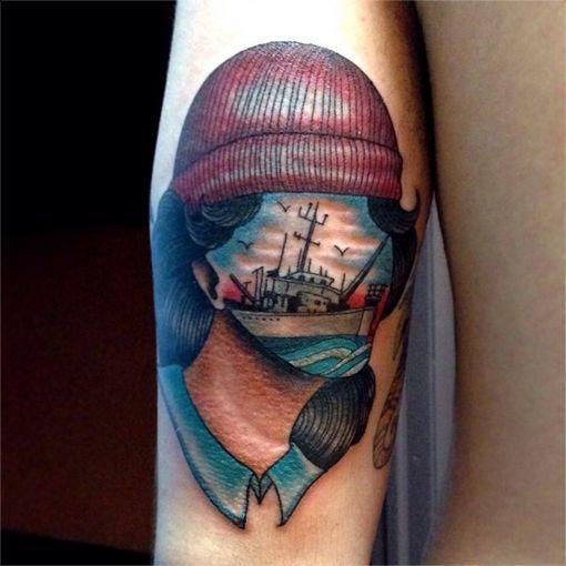 Tattoo by Gunnar V - Google Search
