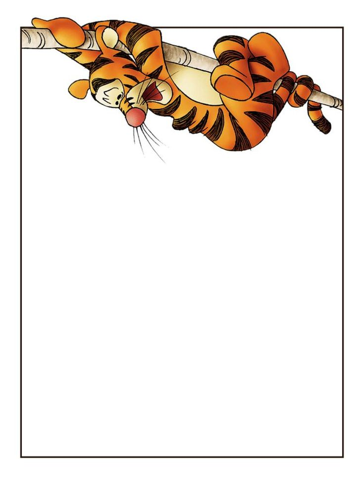 Journal Card - Tigger - 3x4 photo by pixiesprite