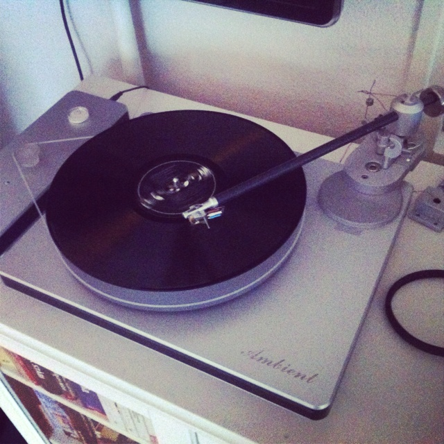 """Clearaudio Ambient Turntable w/ 12"""" Unify tonearm (Unipivot)"""