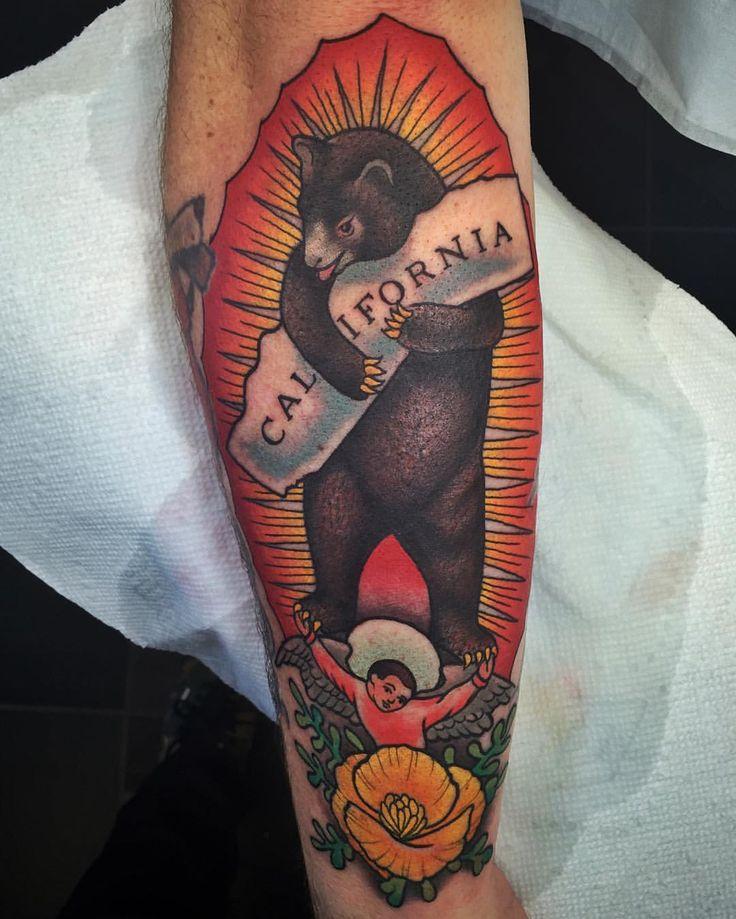 Virgen De Bear. Tag a friend who loves #california. Thanks Rob!