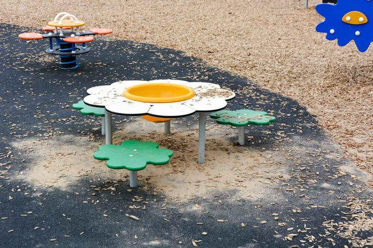Mill Woods Park Playground in Edmonton, Alberta