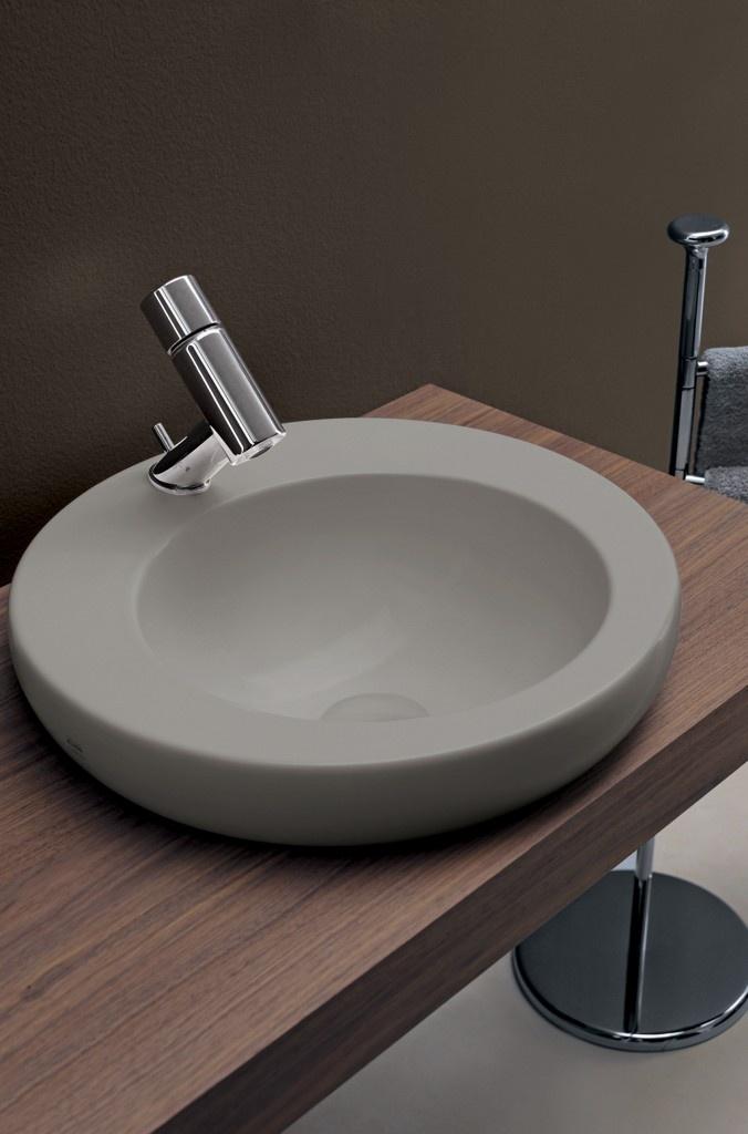 Il Bagno Alessi One bathroom. Faucet: Il Bagno Alessi One by Oras (8500)