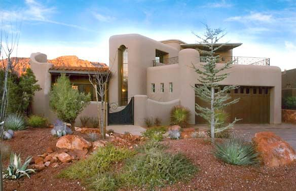 South west architecture sedona architect southwest for Sedona architects