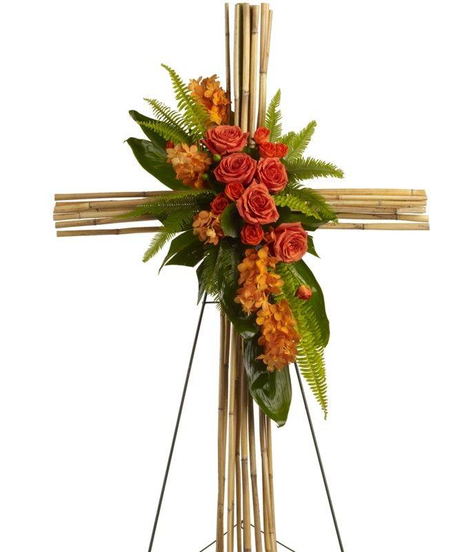 Funeral Flowers for Men | Funeral Flowers, Flower Arrangements, Sprays & Wreaths