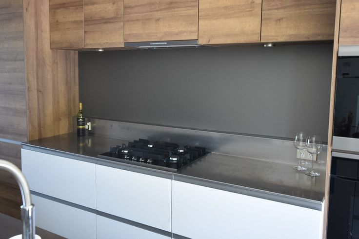 Colour Glass with a matte finish