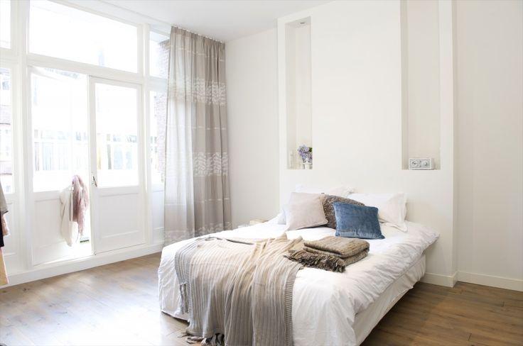 Slaapkamer-Interieur-Ideeën-licht