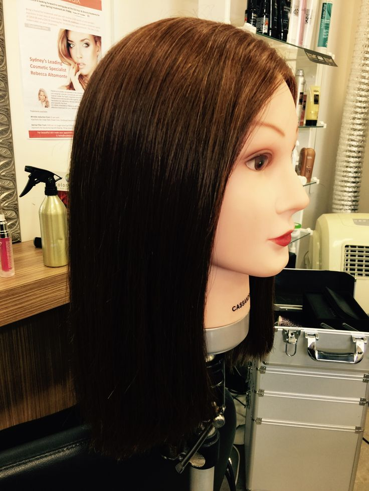 Straight volume air forming / flat iron