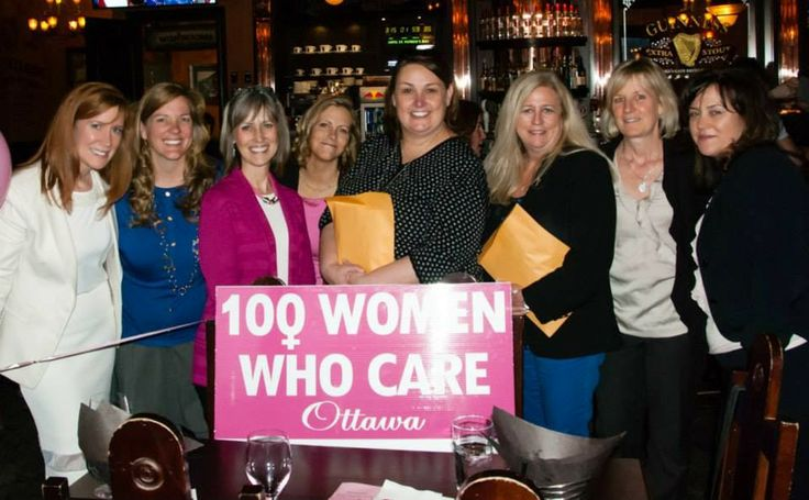 100 Women Who Care! #Ottawa